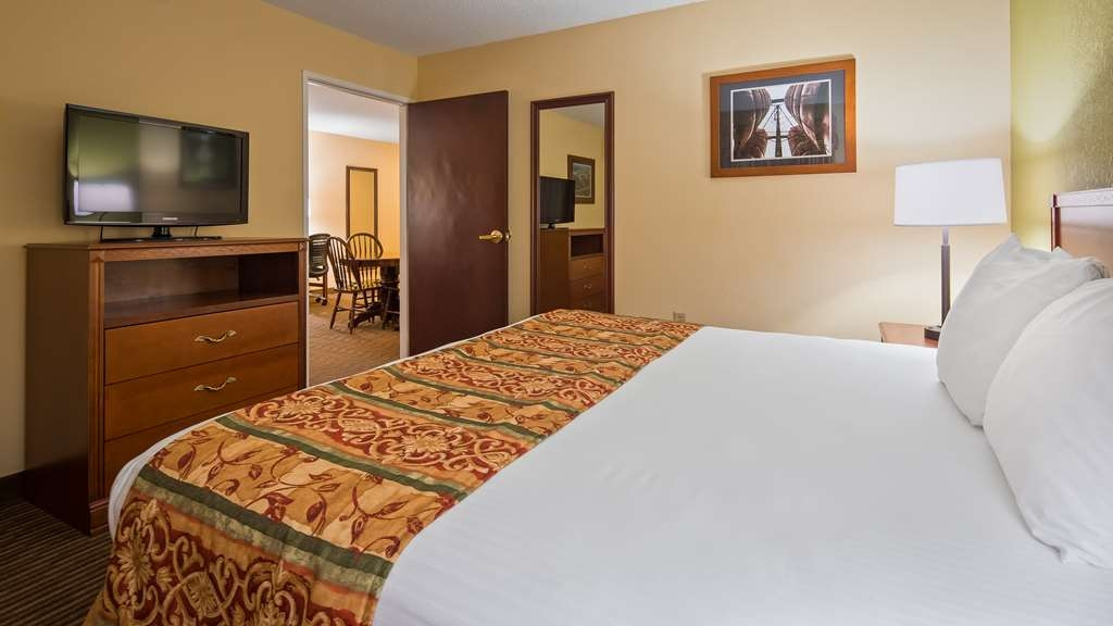 Best Western Lawrenceburg Inn - Chambres / Logements