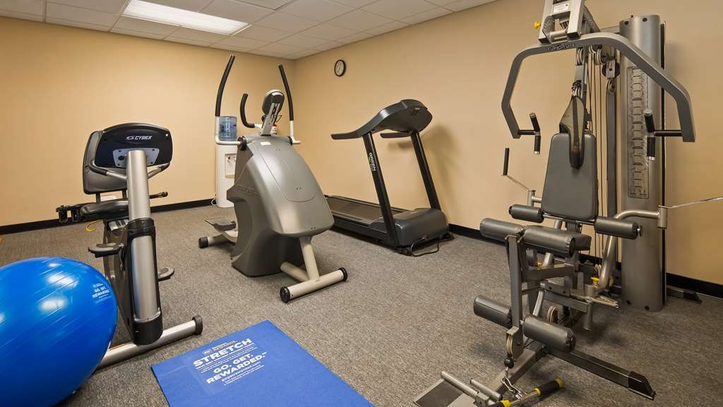 Best Western Lawrenceburg Inn - Club de remise en forme