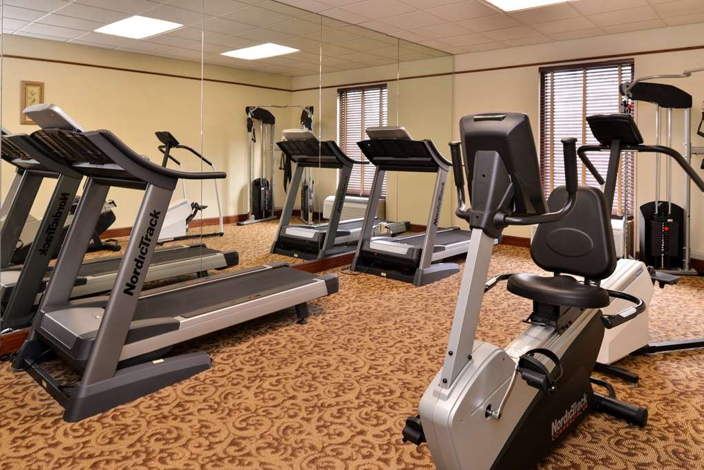 Best Western Louisville East - Fitnessstudio