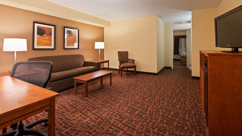 Best Western Louisville East - Camere / sistemazione