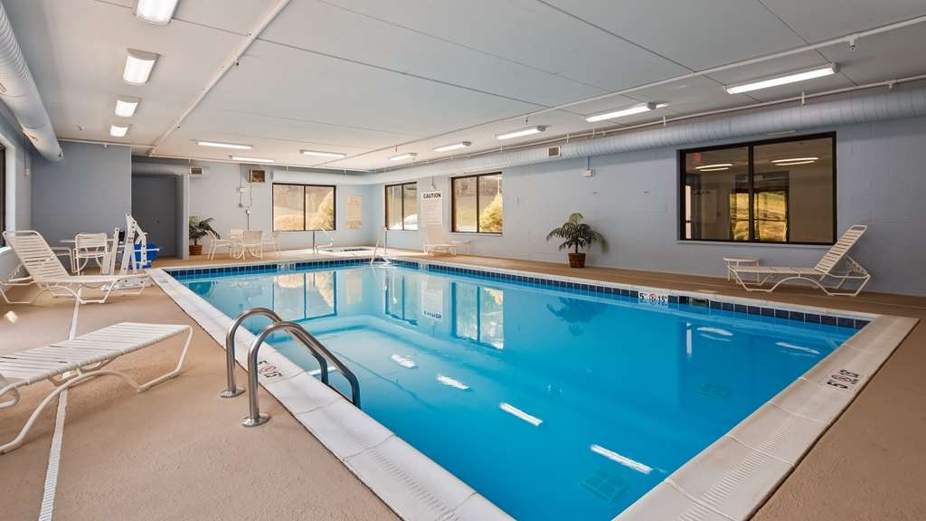 Best Western Plus Louisa - Piscina