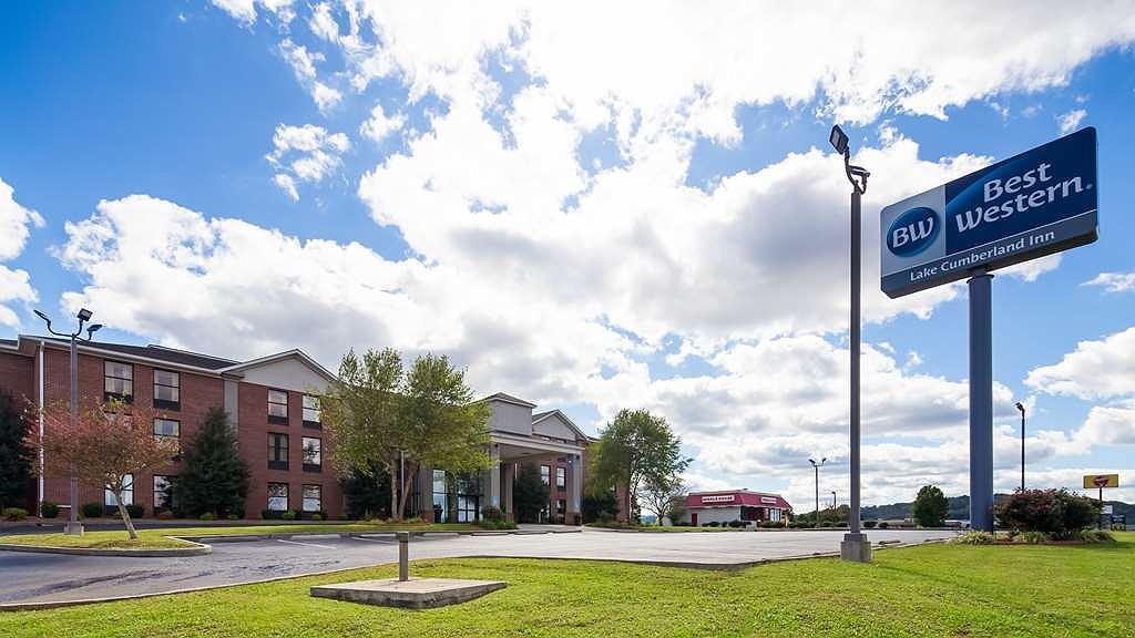 Best Western Lake Cumberland Inn - Vue extérieure
