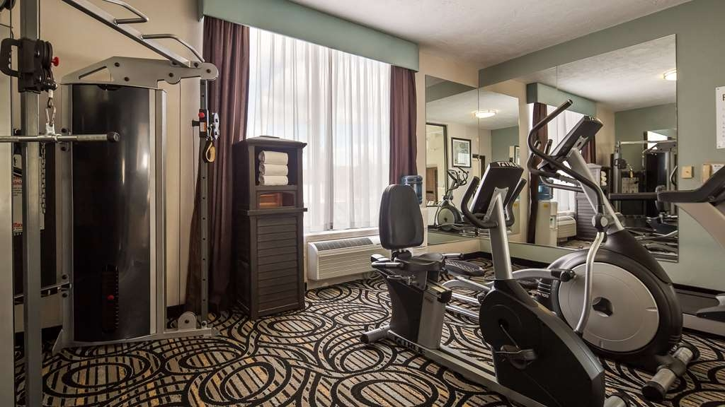 Best Western Lake Cumberland Inn - Club de remise en forme