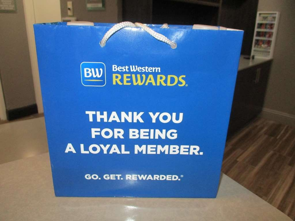 Best Western Plus Owensboro - Join our Best Western Rewards club. It's FREE!!