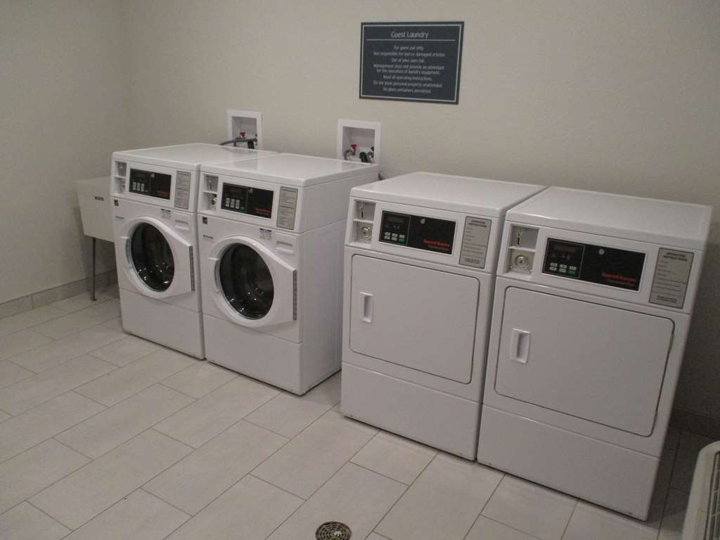 Best Western Plus Owensboro - Need to catch up on some laundry? Use our Guest Laundry area located on the 2nd Floor by the elevator.