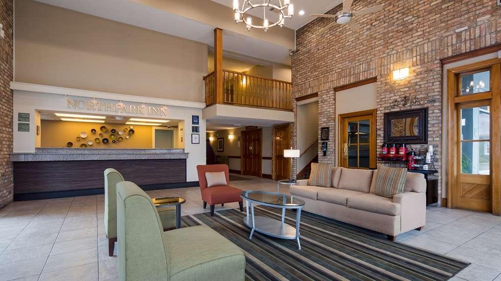 Best Western Covington - Hall