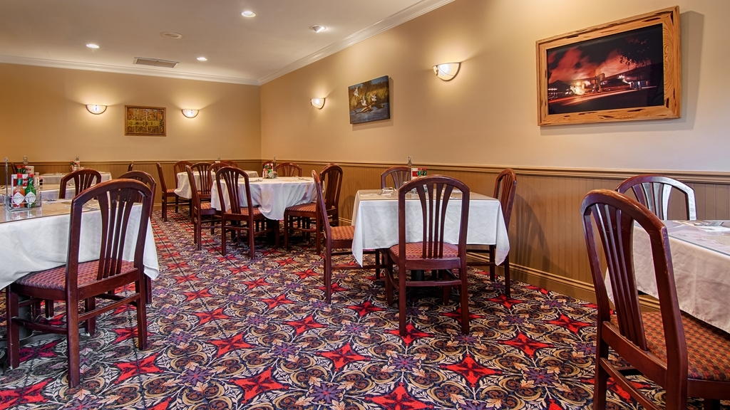 Best Western Forest Inn - Dining Room