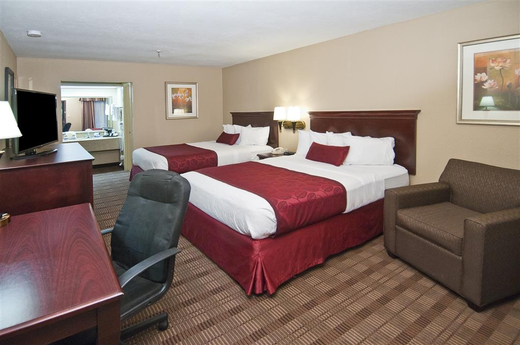 Best Western of Alexandria Inn & Suites & Conference Center - Doppelzimmer: