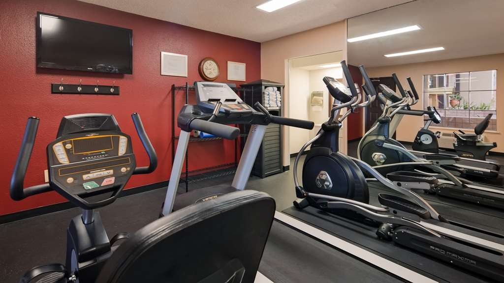 Best Western of Alexandria Inn & Suites & Conference Center - Fitnessstudio