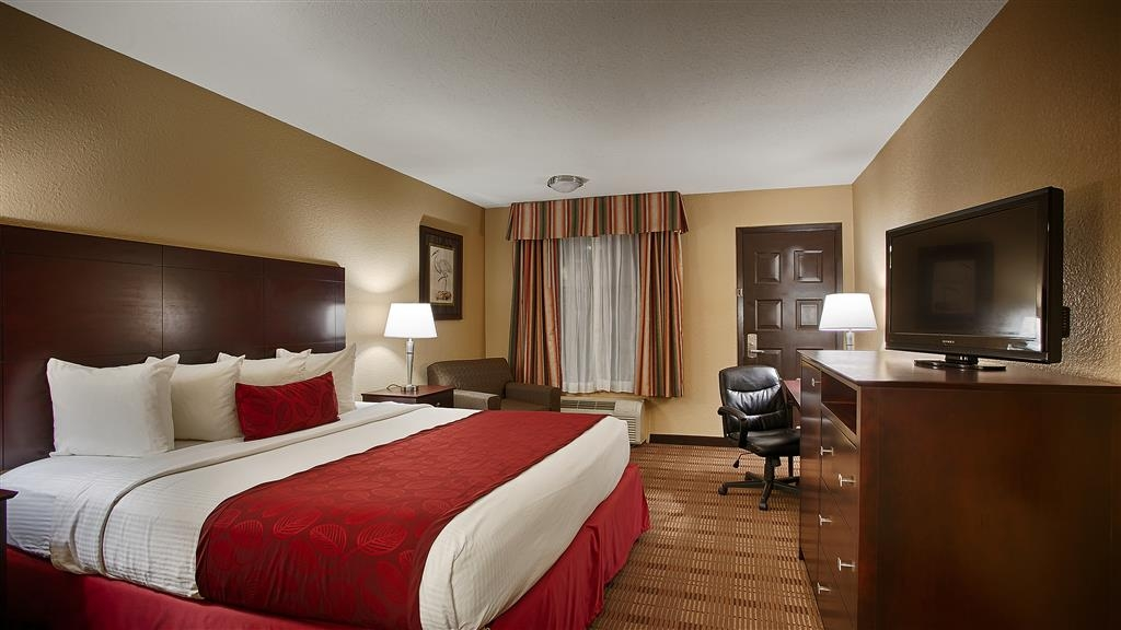 Best Western of Alexandria Inn & Suites & Conference Center - Gästezimmer/ Unterkünfte