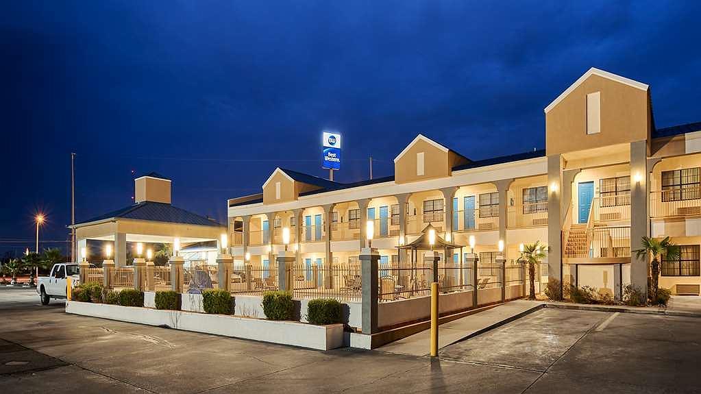 Best Western West Monroe Inn - Vista exterior