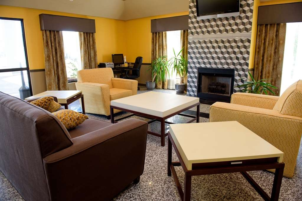 Best Western West Monroe Inn - This is where our guests begin their wonderful stay.