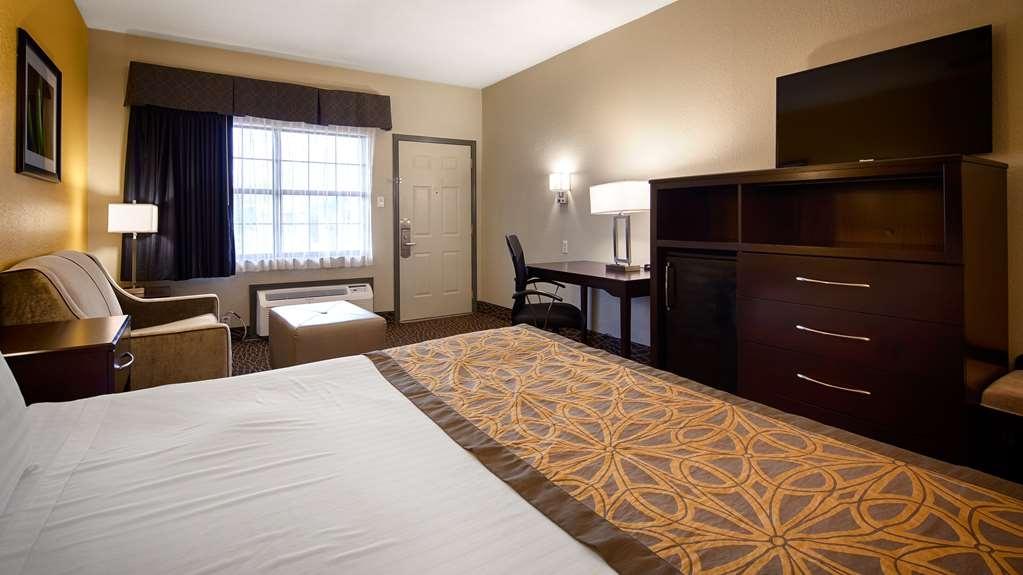 Best Western West Monroe Inn - King Bed Guest Room