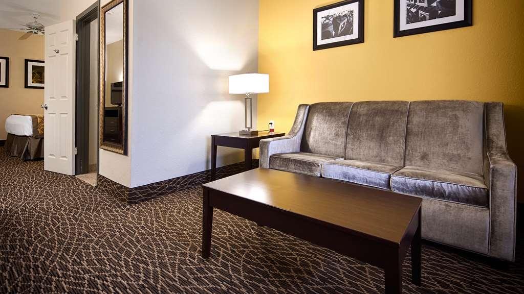 Best Western West Monroe Inn - King Suite