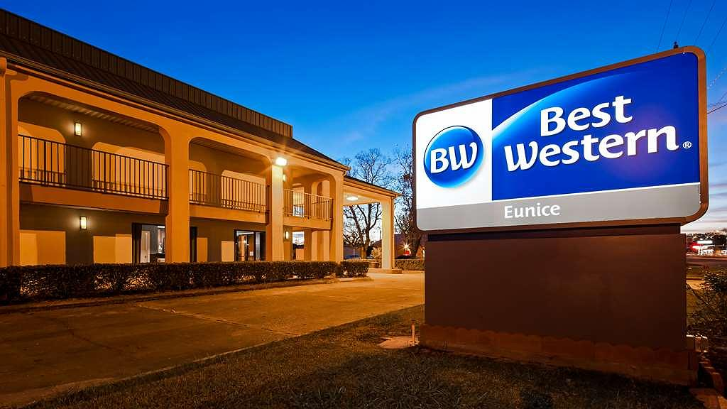 Best Western Eunice - Vista exterior