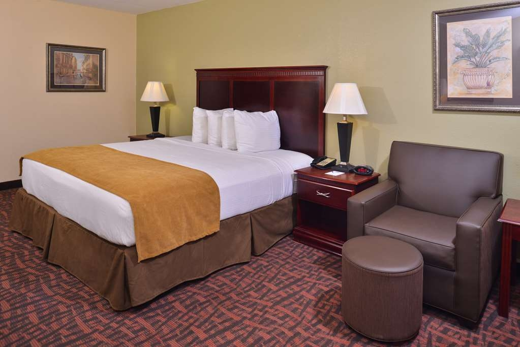 Best Western Eunice - Suite king size