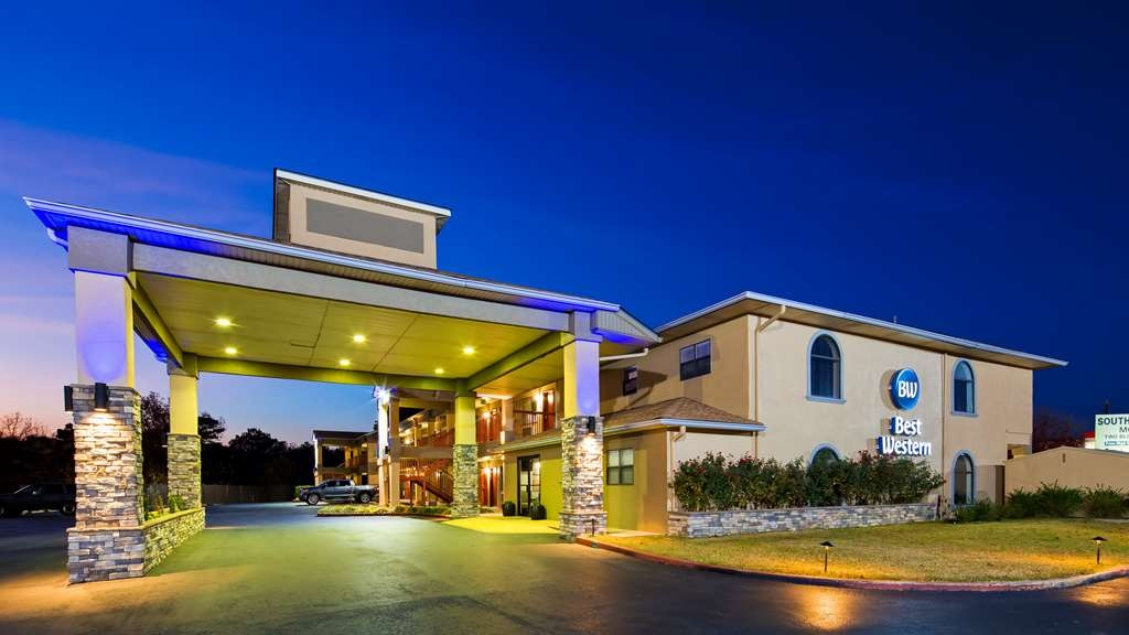 Best Western Minden Inn - Facciata dell'albergo
