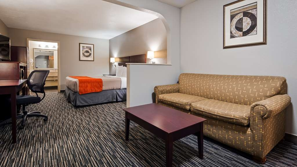 Best Western Minden Inn - We know you will feel at home when you are here.