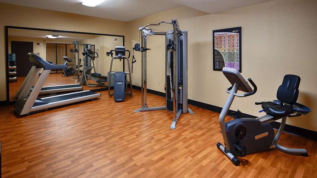 Best Western Inn at Coushatta - There is no need to take a break from your regular fitness routine during your stay with us.