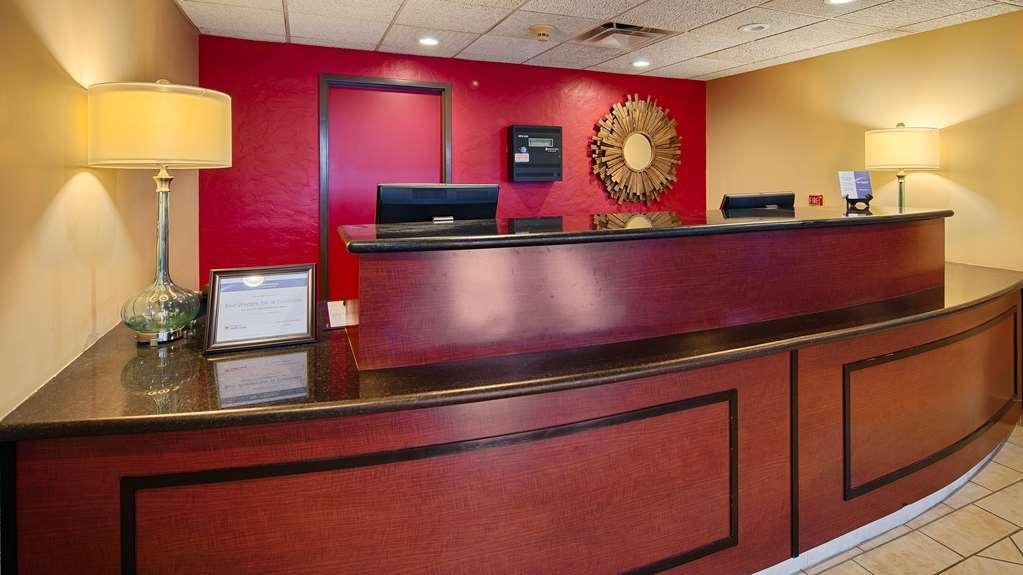 Best Western Inn at Coushatta - Lobbyansicht
