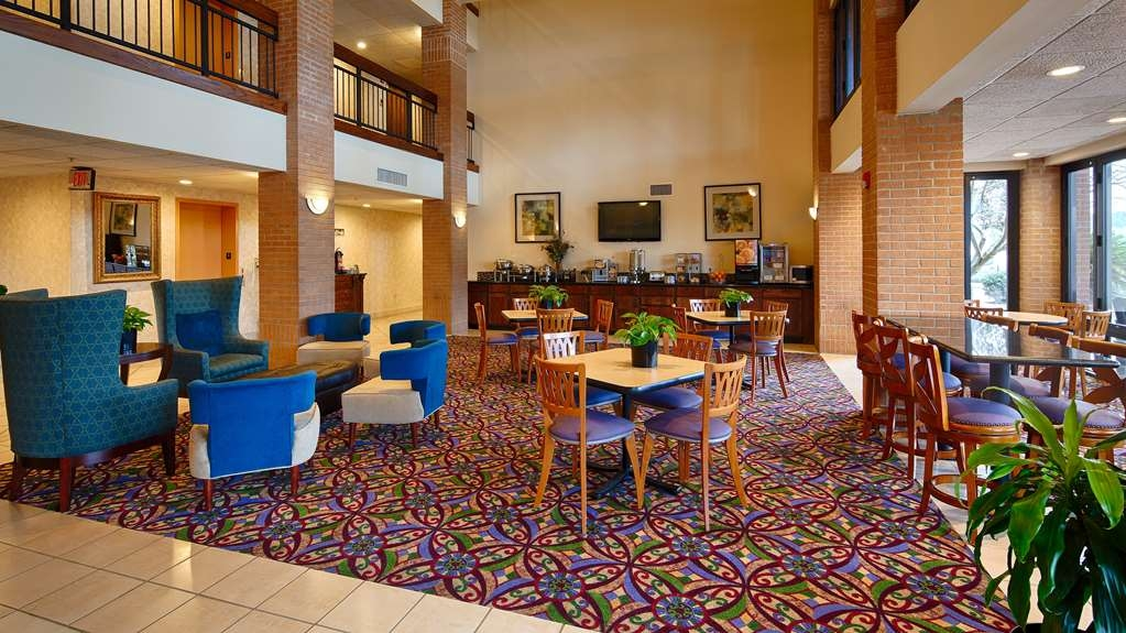 Best Western Inn at Coushatta - Restaurant / Gastronomie