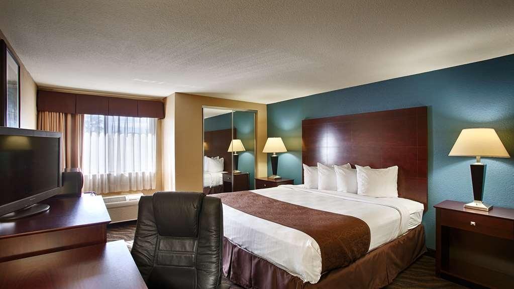 Best Western Magnolia Manor - Habitaciones/Alojamientos