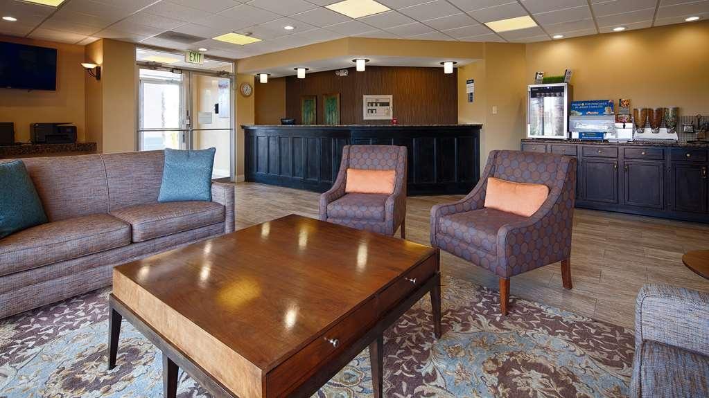 Best Western Magnolia Manor - Vue du lobby