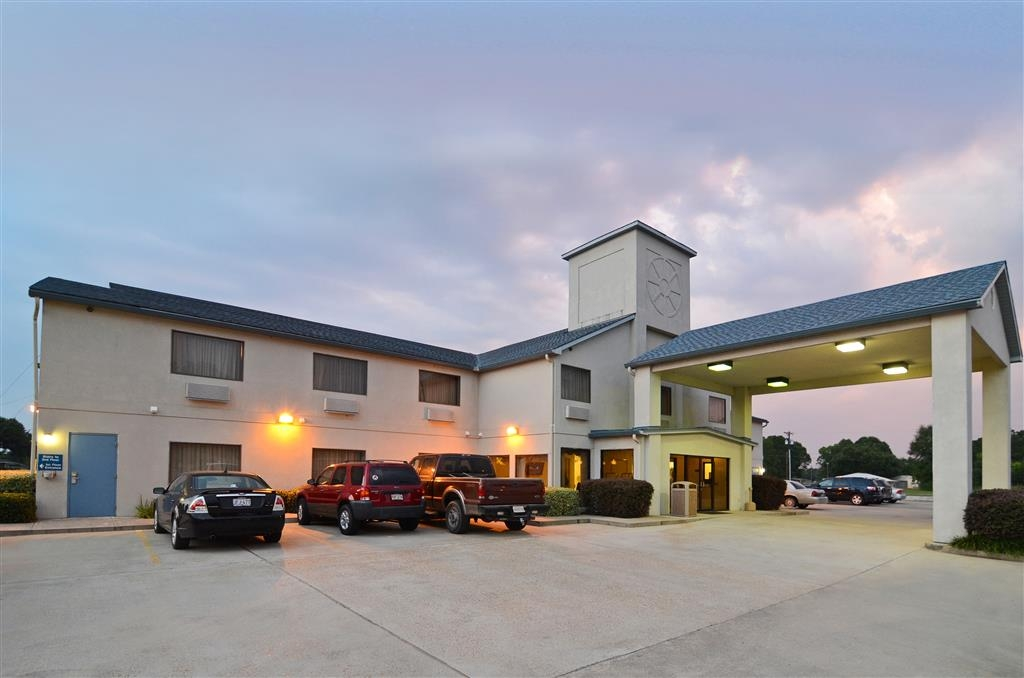 Best Western Ville Platte - Welcome to BEST WESTERN Ville Platte!
