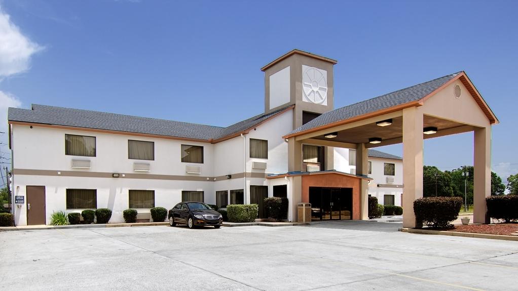 Best Western Ville Platte - Vista Exterior