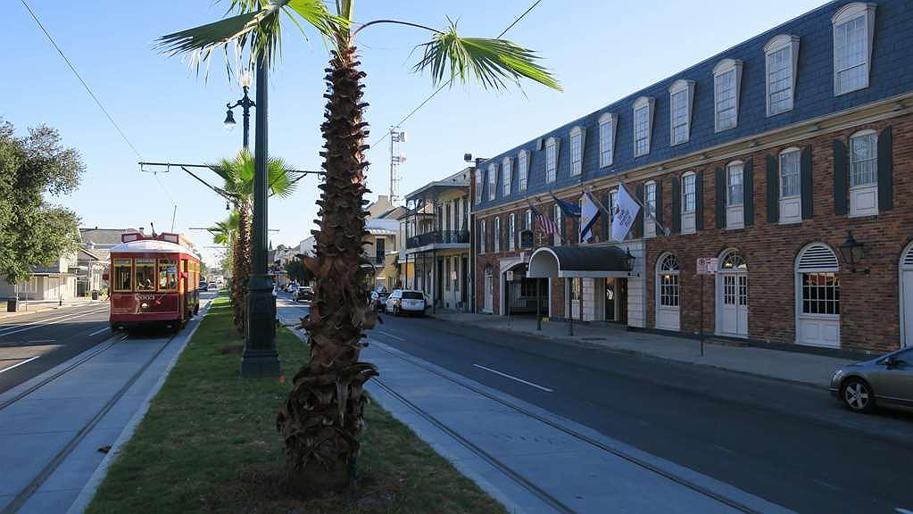 Best Western Plus French Quarter Courtyard Hotel - Vista exterior