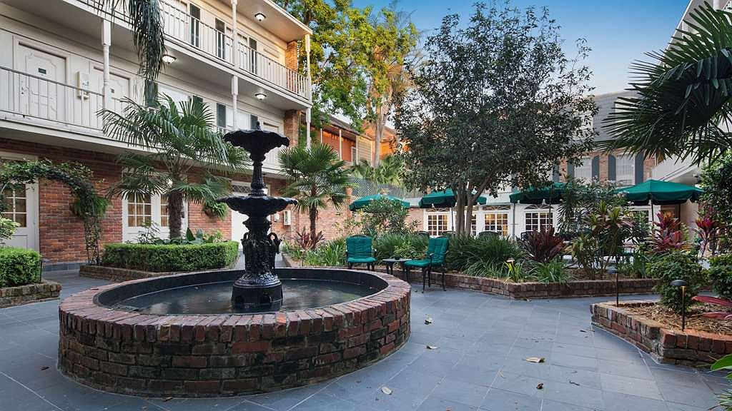 Best Western Plus French Quarter Courtyard Hotel - Weu2019ve added the extra touches to ensure that your stay is the best it can be.