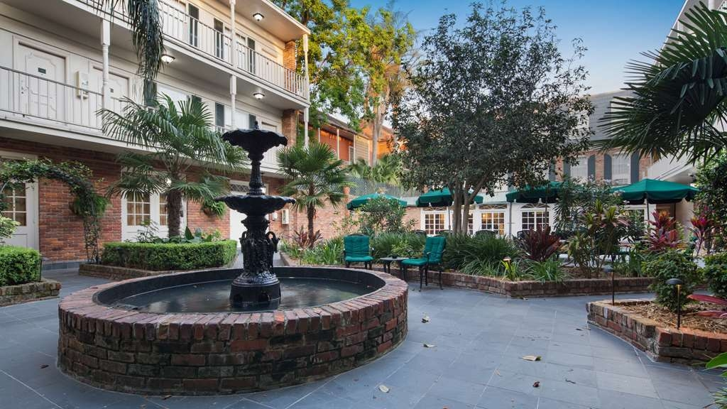 Best Western Plus French Quarter Landmark Hotel - We've added the extra touches to ensure that your stay is the best it can be.