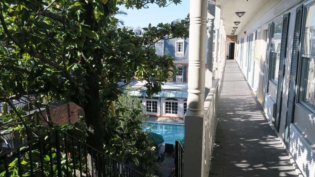 Best Western Plus French Quarter Landmark Hotel - Step out of your room into our tropical oasis.