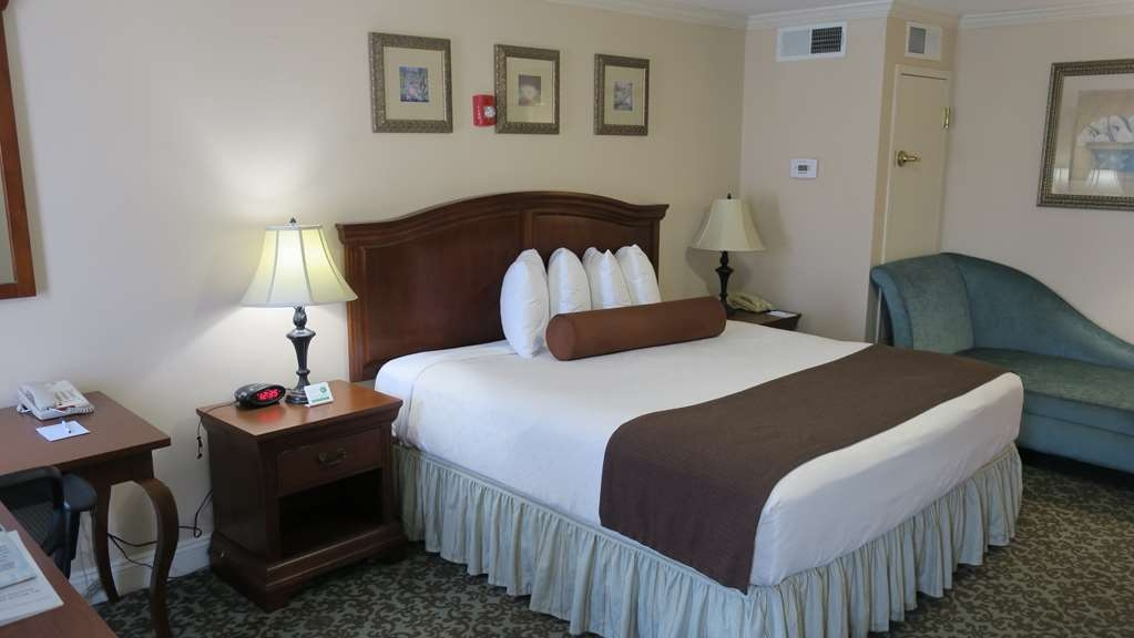Best Western Plus French Quarter Landmark Hotel - Your comfort is our first priority. In our king guest room, you will find that and much more.