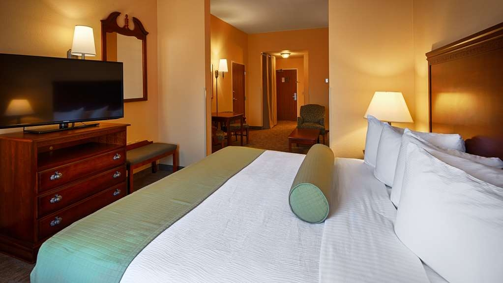 Best Western Plus Executive Hotel & Suites - Habitaciones/Alojamientos