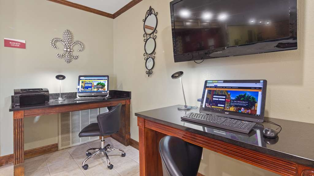 Best Western Bayou Inn - Business Center