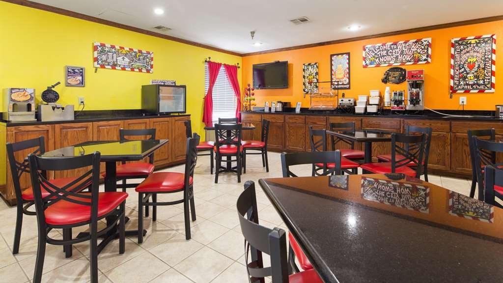 Best Western Bayou Inn - Lobby
