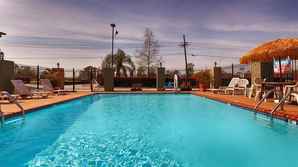 Best Western Bayou Inn - Pool