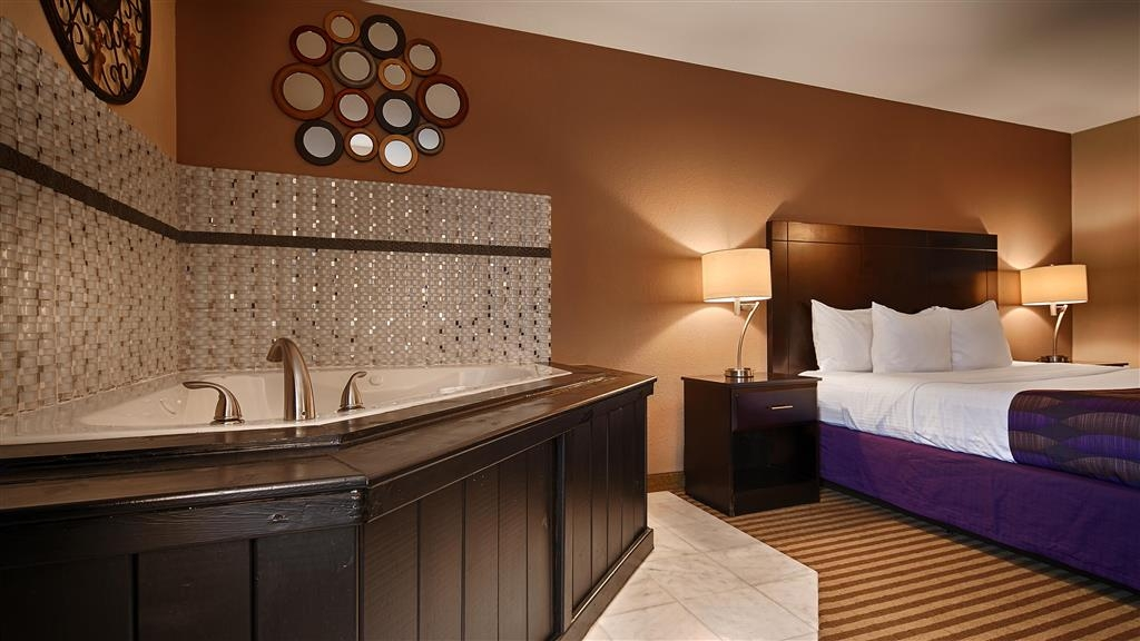 Best Western Bayou Inn - Guest Room