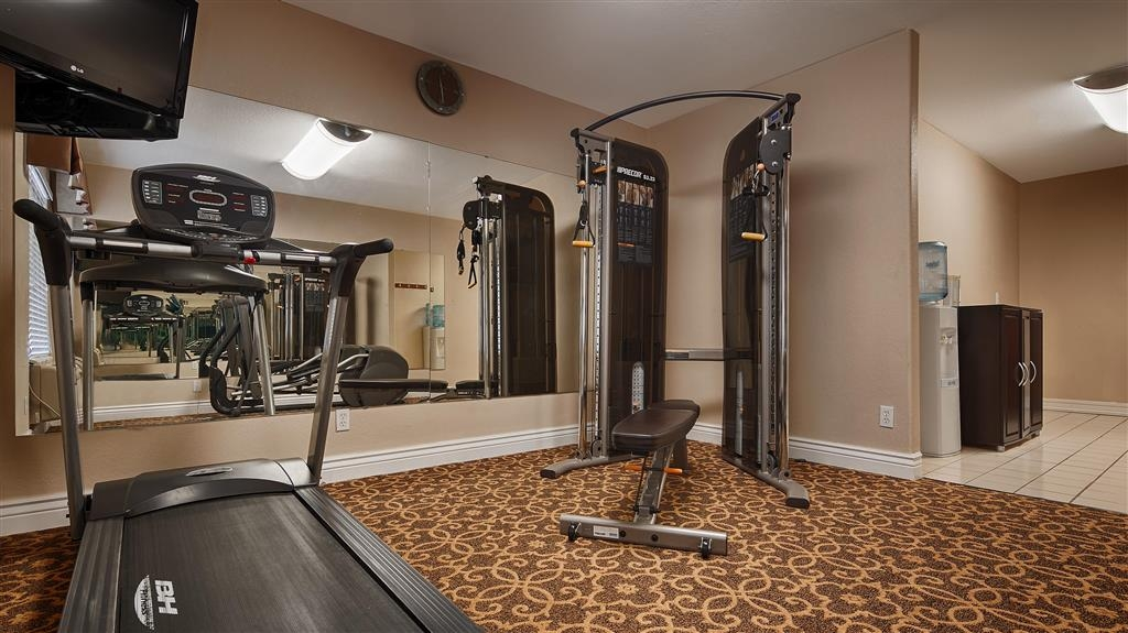 Best Western Bayou Inn - Fitness Center