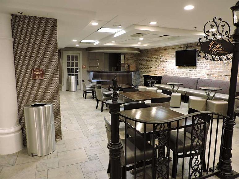 A hookup bár és étterem a biloxi ms-ban