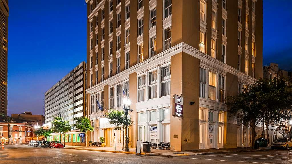 Hotel in New Orleans | Best Western Plus St  Christopher Hotel