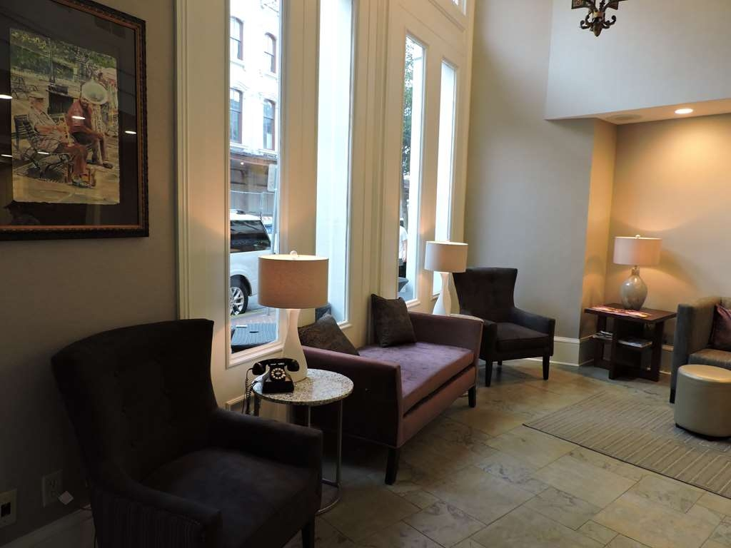 Best Western Plus St. Christopher Hotel - Vue du lobby