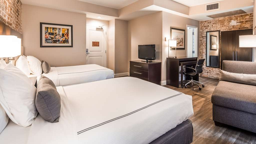 Best Western Plus St. Christopher Hotel - Chambres / Logements