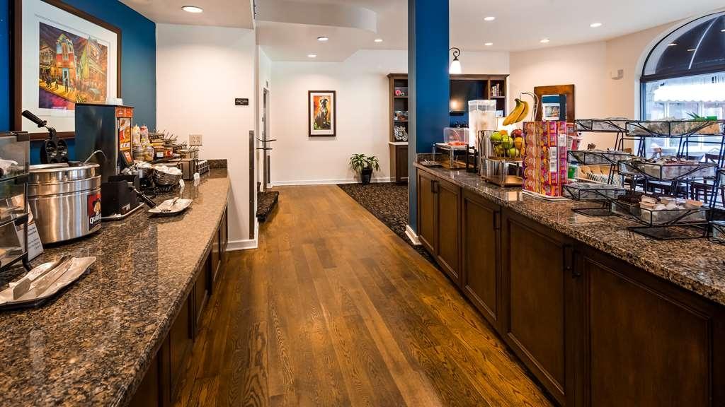 Best Western Plus St. Charles Inn - Restaurante/Comedor