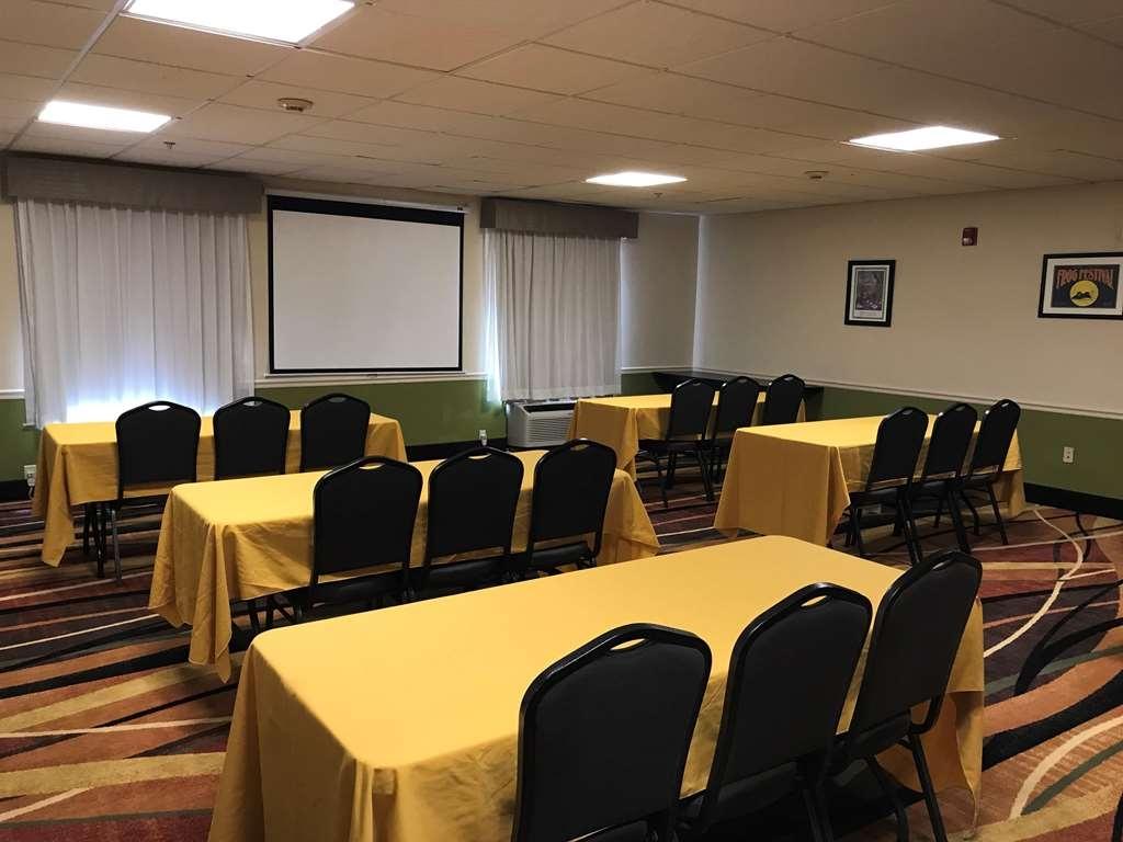 Best Western Rayne Inn - Sala meeting