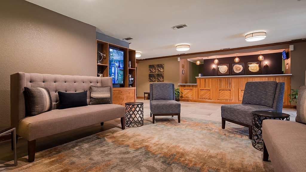 Best Western Natchitoches Inn - Vue du lobby