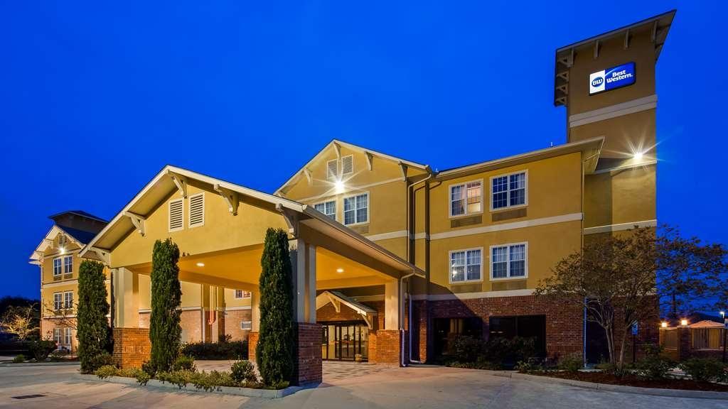 Best Western Plaquemine Inn - Vista Exterior