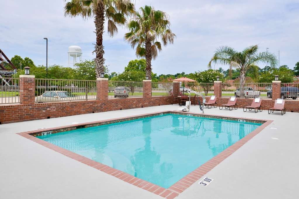 Best Western Plaquemine Inn - Piscina