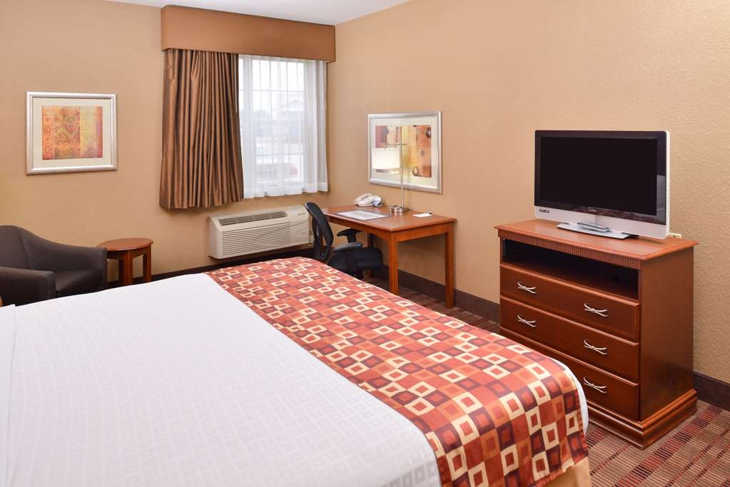 Best Western Plaquemine Inn - One Bed King